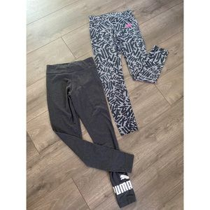 Puma/Nike Casual Leggings